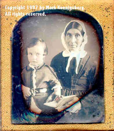 Фотография обзора DAGUERREOTYPES: 19th Century Photography