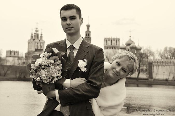Лучшая фотография с сайта Свадебный фотограф Сергеева Елена. Нежное и романтическое фото