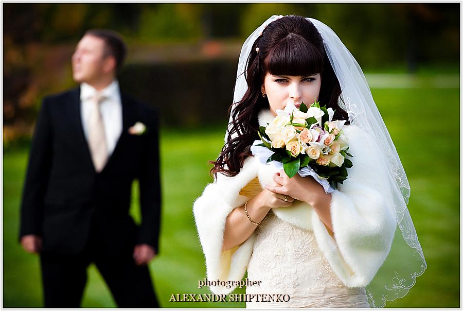 Лучшая фотография с сайта Свадебный фотограф Александр Шиптенко