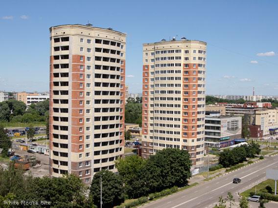 Лучшая фотография с сайта Фотоальбом города Орехово-Зуево. Фотоэкскурсия. Времена года