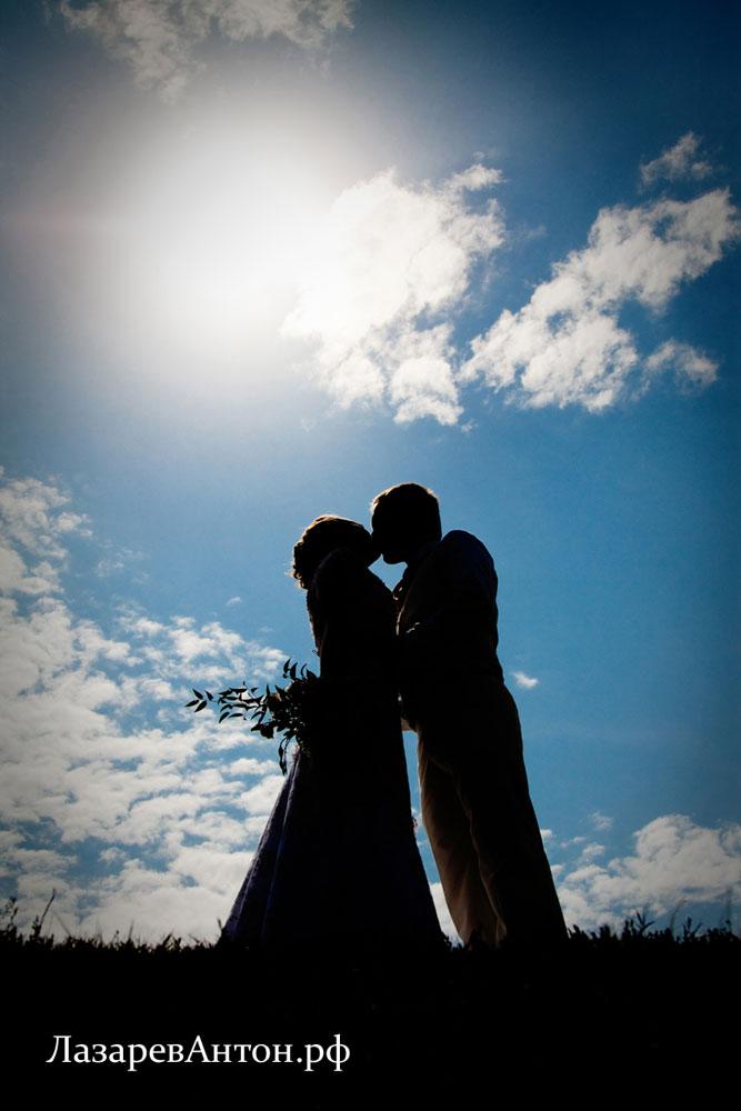 Лучшая фотография с сайта Свадебный фотограф Лазарев Антон.