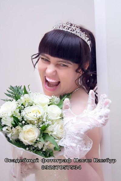 Лучшая фотография с сайта Свадебный фотограф Настя Камбур!