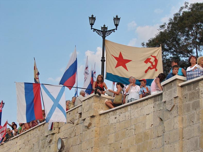 Лучшая фотография с сайта Севастопольская фотогалерея - люди, город, события!