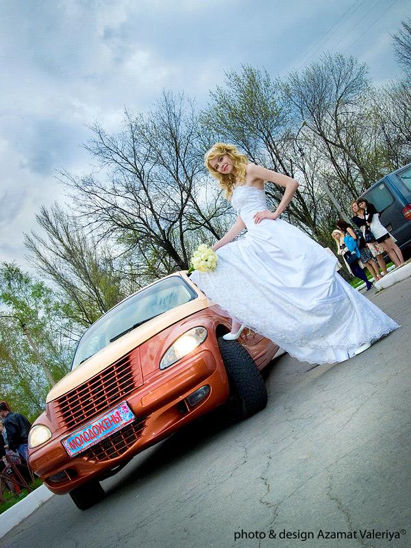 Лучшая фотография с сайта Свадебный фотограф Донецка - Азамат Валерия