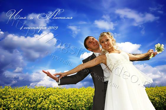 Лучшая фотография с сайта Свадебная фотография